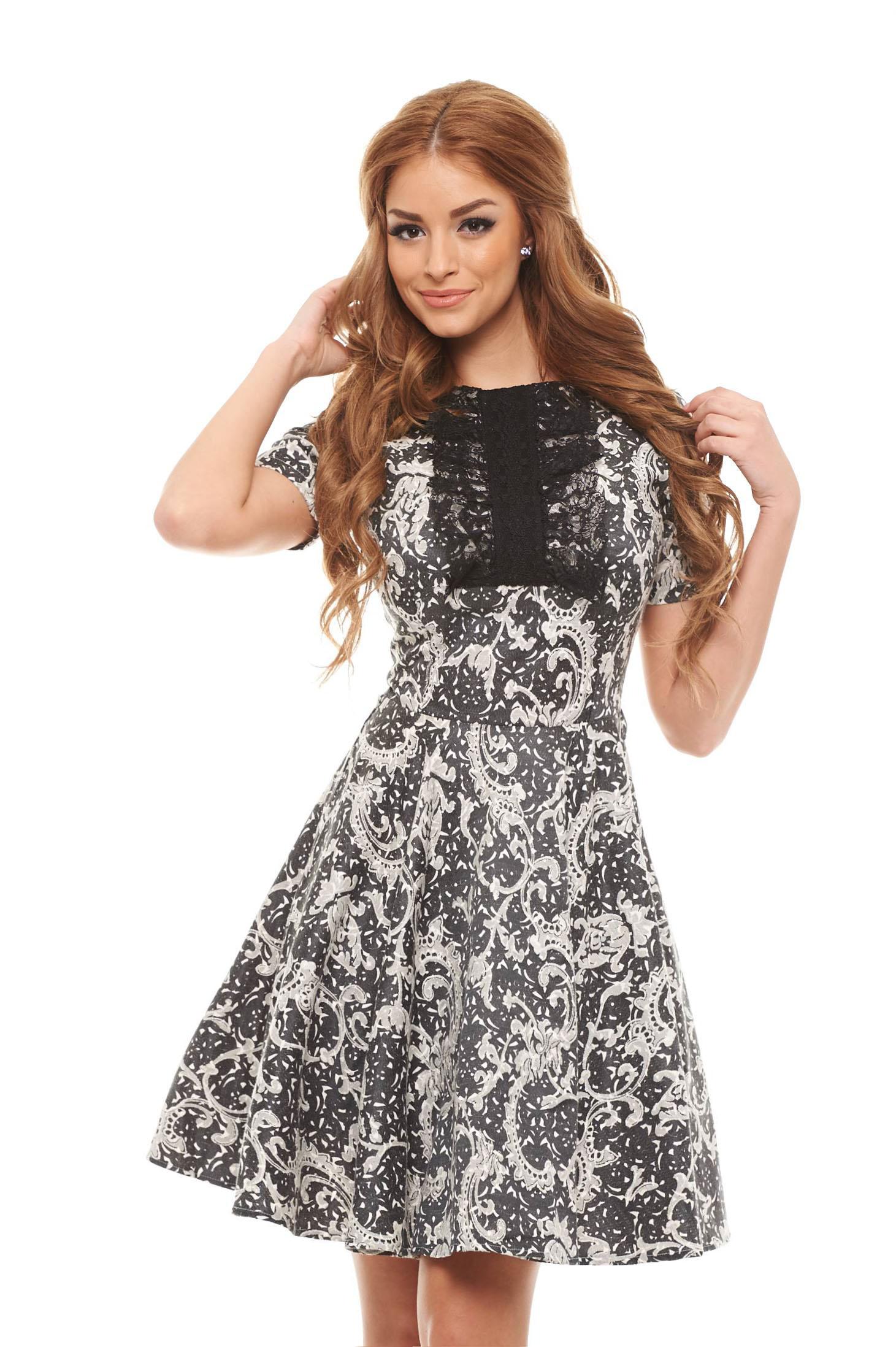 1a615debcf904 Casual Dressy Black Dresses | Saddha