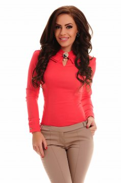 Fofy First Pleasure Red Shirt