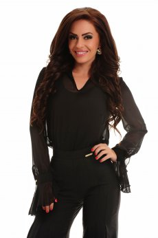 Bluza PrettyGirl Resolute Black