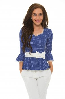 Camasa LaDonna Lady Look Blue