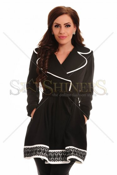 Trench Ladonna Totally Classy Black