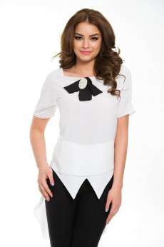 Bluza Artista Major Look White