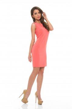 LaDonna Confident Lady Coral Dress