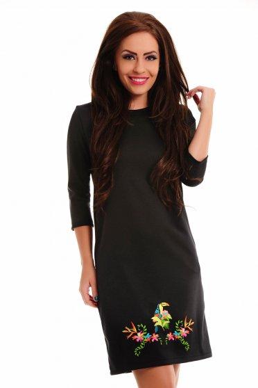 Rochie StarShinerS Safari Black