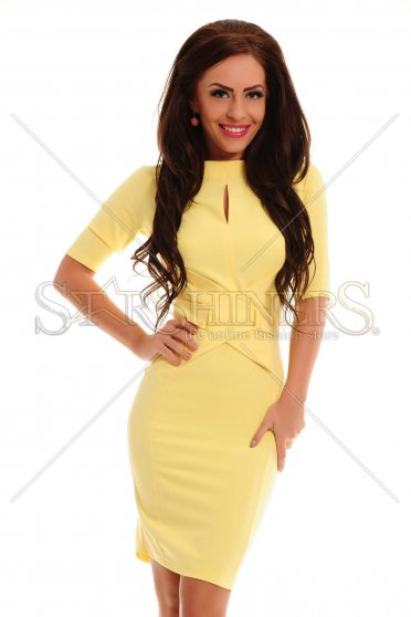 Rochie Artista Eternal Thrill Yellow
