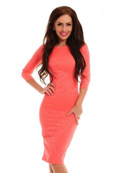 StarShinerS Ambition Coral Dress