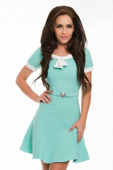 PrettyGirl Useful Mint Dress
