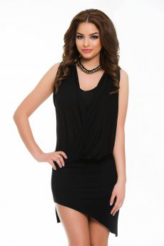 Mexton General Comfort Black Dress