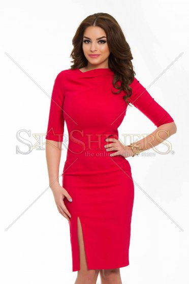 Rochie Artista Discreet Look Red
