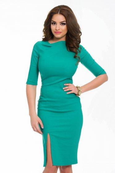 Rochie Artista Discreet Look Green