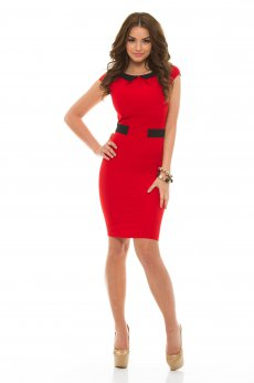 Artista Special Wish Red Dress