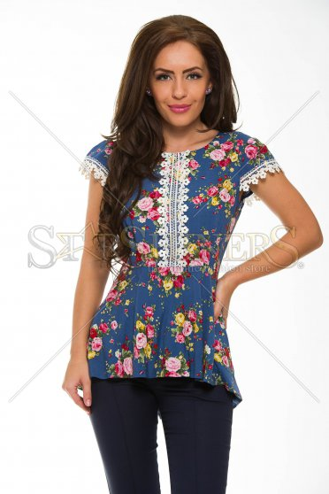 Bluza StarShinerS Starflower Blue