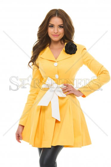 Trench Artista High Modernity Yellow