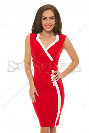 Rochie Artista Daily Cure Red