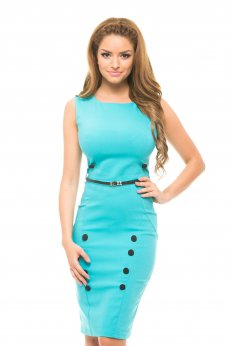Rochie Artista Great Twicer Turquoise