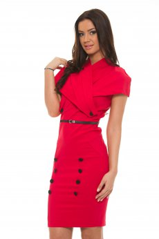 Rochie Artista Great Twicer Red