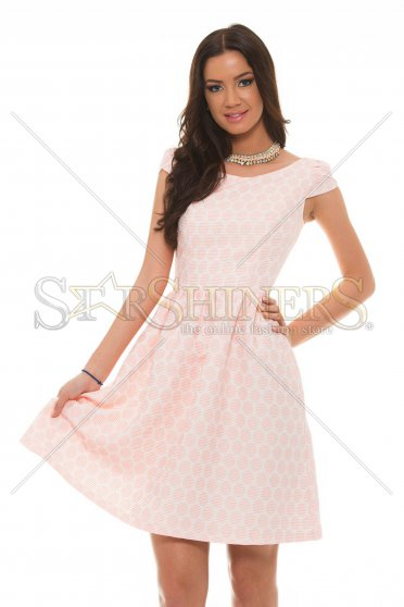 Rochie Blissful Feeling Peach