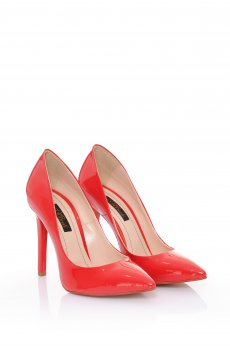 Mineli Boutique Inocent Red Shoes