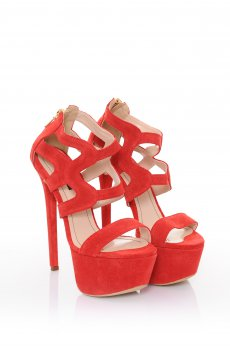 Sandale Mineli Boutique Idealist Red