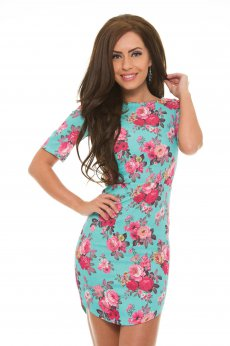 Rochie StarShinerS Parade Mint