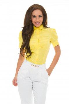 PrettyGirl Awakening Yellow Shirt