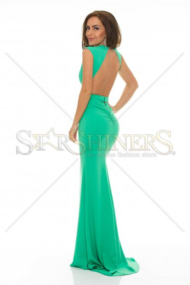 Rochie LaDonna First Ceremony Green