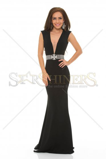 Rochie LaDonna First Ceremony Black