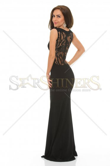 Rochie LaDonna After Party Black