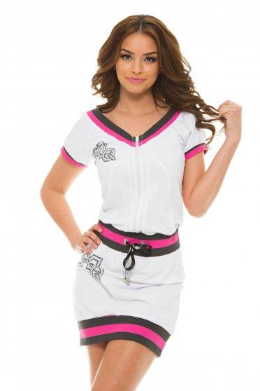 Rochie sport MissQ Trendy Athlete White