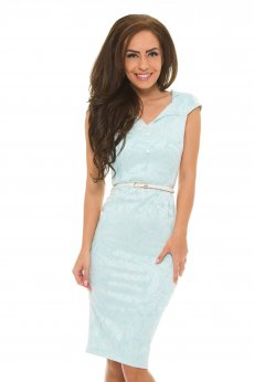 Rochie StarShinerS Happiness Mint