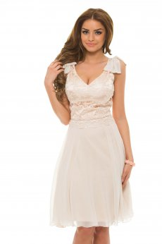 Rochie LaDonna Wisely Shape Nude