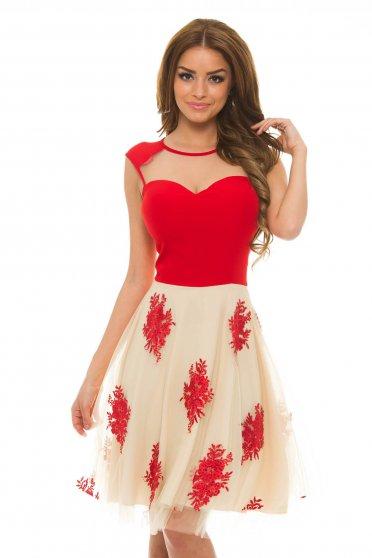 Rochie LaDonna Tamely Elegant Red