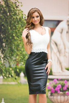 Rochie StarShinerS Fascinating Black