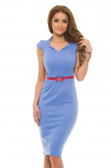 Rochie StarShinerS Touching Blue
