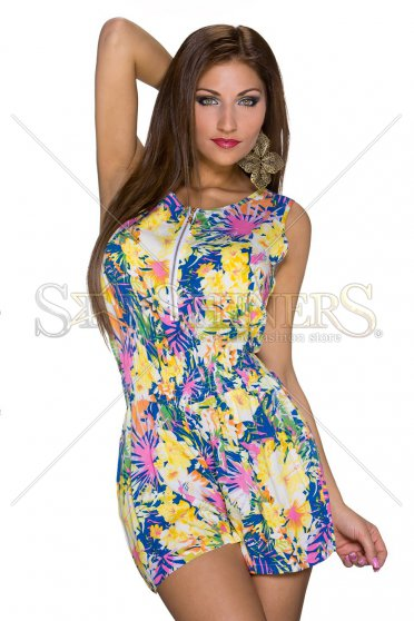Salopeta Hawaiian Girl Yellow