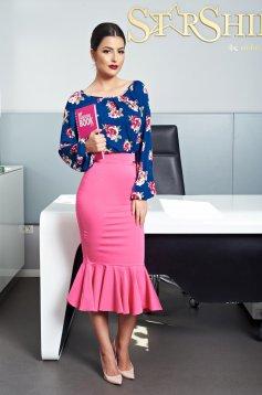 PrettyGirl Ravishing Pink Skirt