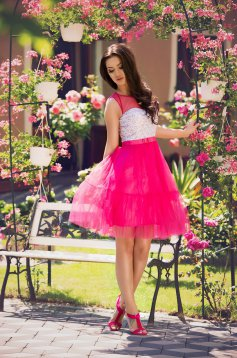 LaDonna Elegant Virtue Pink Dress