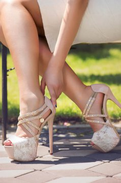 Sandale Mineli Boutique Inspiration Cream