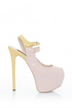 Mineli Boutique Temptation Rosa Leather Sandals