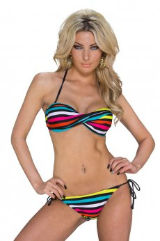 Costum De Baie Warm Breeze Black