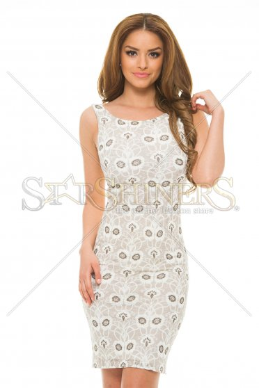 Rochie Special Infinity Brown
