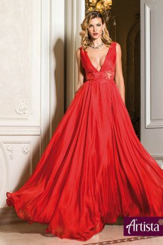 Rochie Artista Gentle Intention Red