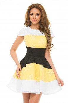 Rochie Artista Faithful Touch Yellow