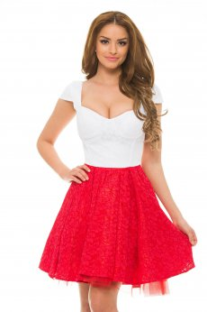 Rochie Artista Sublime Lady Red