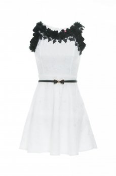 StarShinerS Famous White Dress