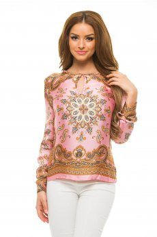 PrettyGirl Passional Pink Blouse