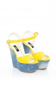 Sandale Mexton Deadly Walk Yellow