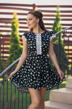 Rochie StarShinerS Delicious Black