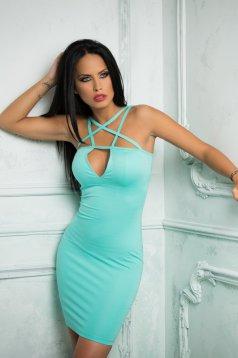 Mexton Secret Moment Mint Dress