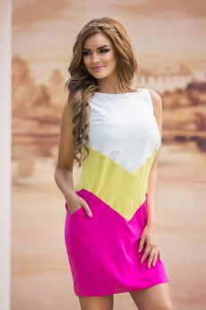 Rochie Fofy Special Trend White